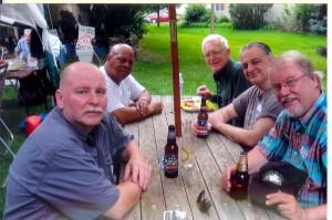 Bob A., Walter Hale, Wesley Strand, Nate Jesser, Stanley Campbell